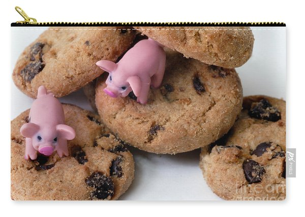 Fat Pigs 2 Carry-all Pouch
