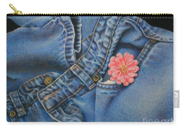 Favorite Jeans Carry-all Pouch