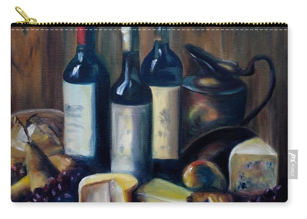Feast Still Life Carry-all Pouch