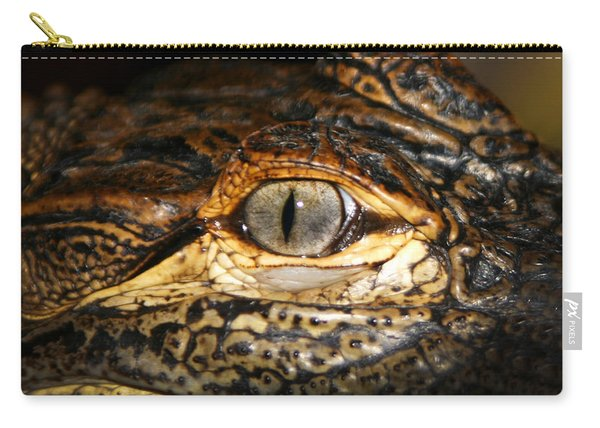Feisty Gator Carry-all Pouch