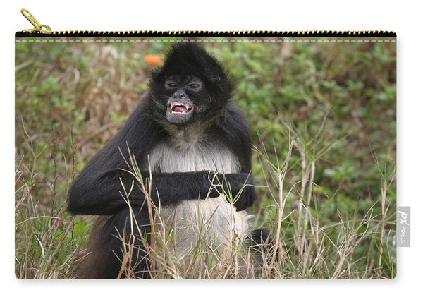 Feisty Monkey Carry-all Pouch