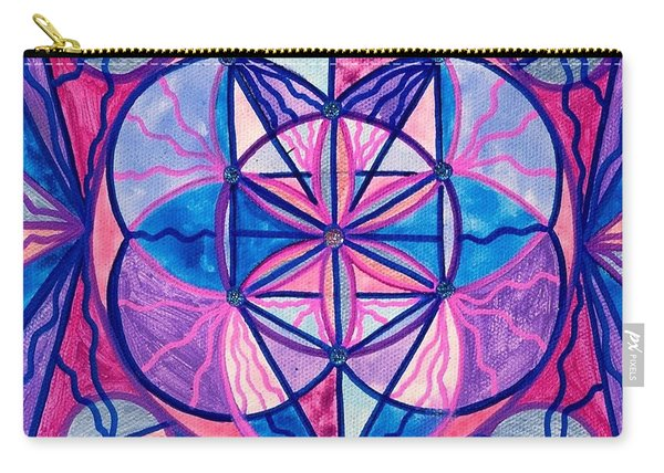 Feminine Interconnectedness Carry-all Pouch