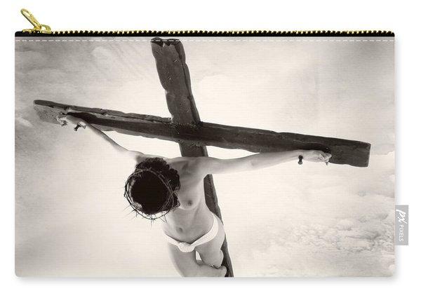 Femme En Croix I Carry-all Pouch