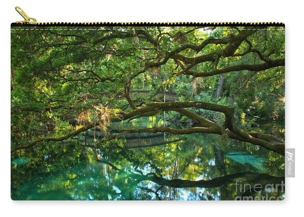 Fern Hammock Carry-all Pouch