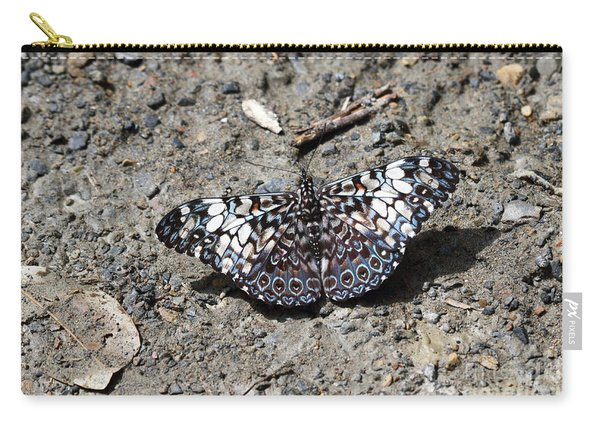Feronia Cracker Butterfly Carry-all Pouch