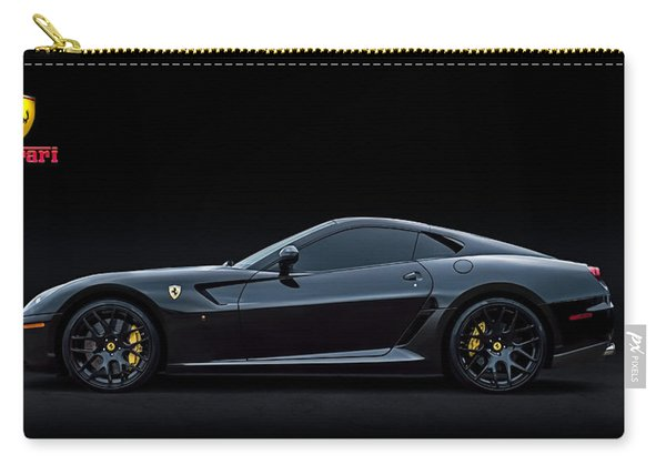 Ferrari 599 Gtb Fiorano Carry-all Pouch