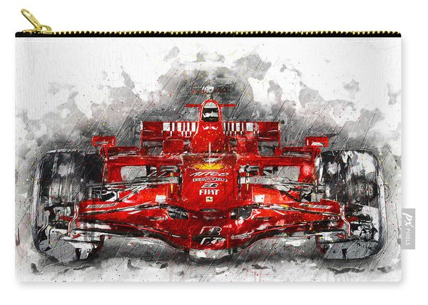 Ferrari F1 Carry-all Pouch