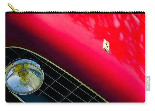 Ferrari Grille Emblem - Headlight Carry-all Pouch