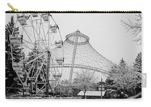 Ferris Wheel And R F P Pavilion - Spokane Washington Carry-all Pouch