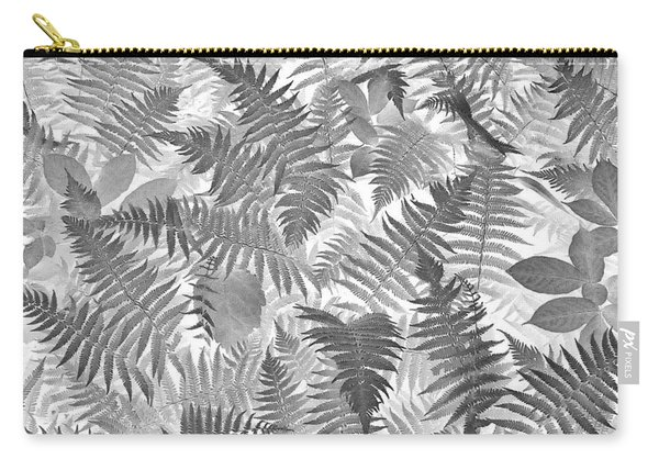 Fiddlehead Ferns Carry-all Pouch