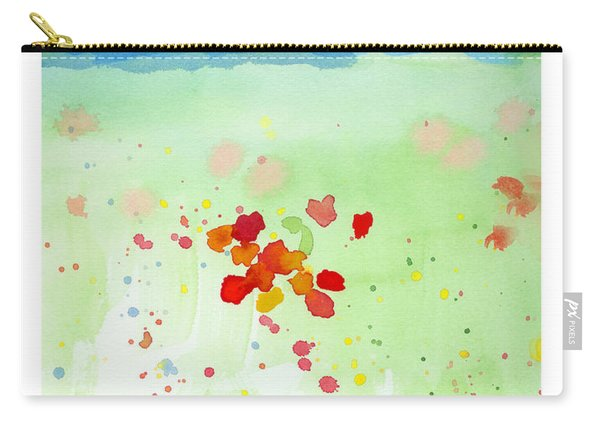 Field Of Flowers 2 Carry-all Pouch