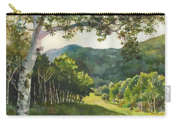 Field Of Light At Caribou Ranch Carry-all Pouch