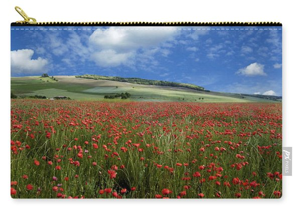 Field Of Poppies. France Carry-all Pouch