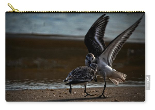 Fighting Sandpipers Carry-all Pouch