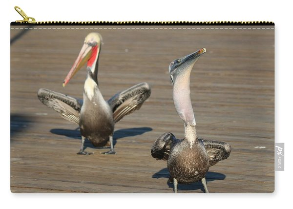 Carry-all Pouch featuring the photograph Finders Keepers  by Christy Pooschke