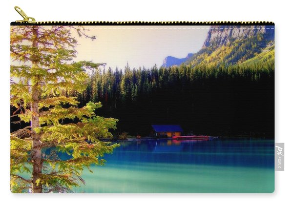 Finding Inner Peace Carry-all Pouch