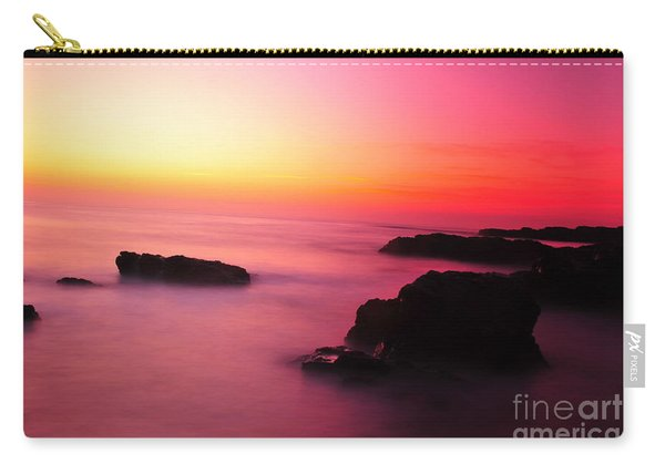 Fine Art - Pink Sky Carry-all Pouch