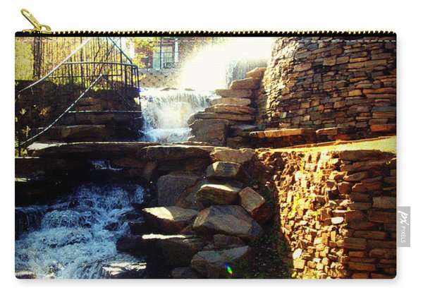 Finlay Park Fountain Carry-all Pouch