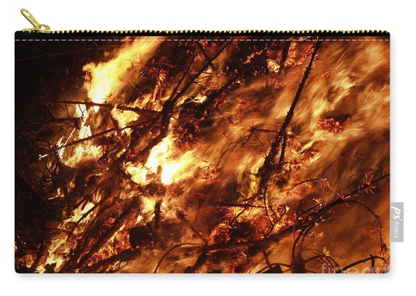 Fire Blaze Carry-all Pouch