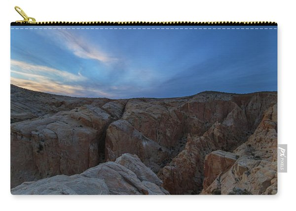 Fire Canyon Afterglow Carry-all Pouch