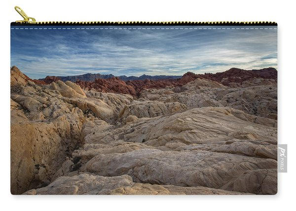 Fire Canyon II Carry-all Pouch
