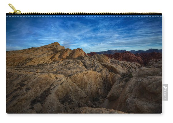 Fire Canyon Twilight Carry-all Pouch