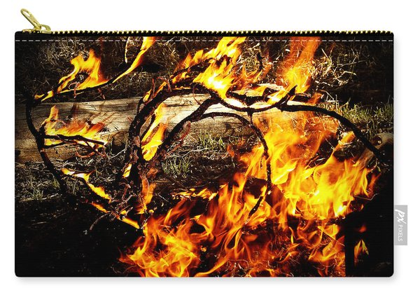 Fire Fairies Carry-all Pouch