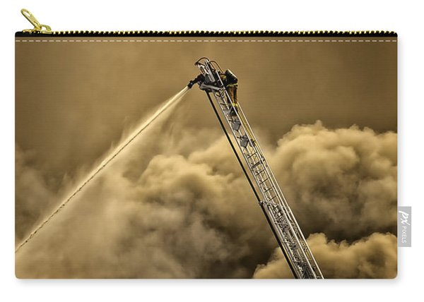 Firefighter-heat Of The Battle Carry-all Pouch