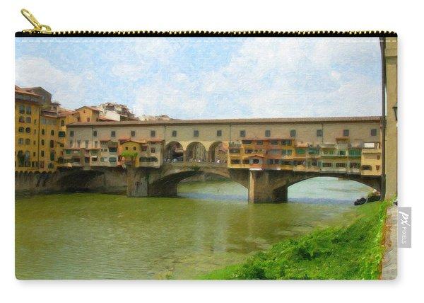 Firenze Bridge Itl2153 Carry-all Pouch