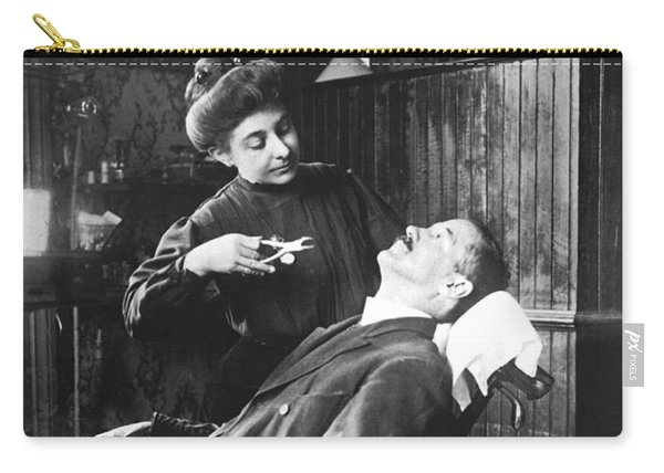 First Women Dentists Carry-all Pouch