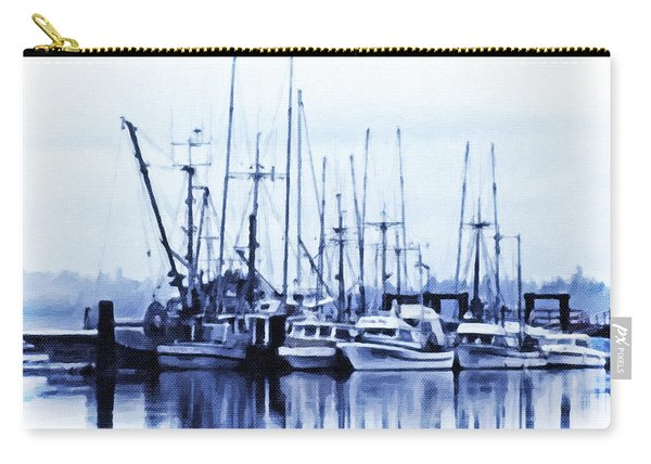 Fishers' Wharf Carry-all Pouch