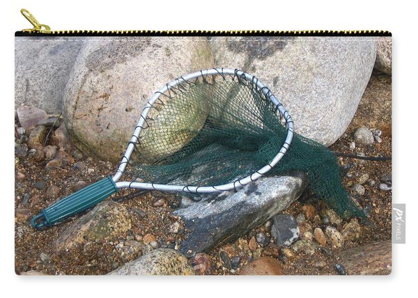 Fishing Net Carry-all Pouch