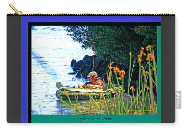 Fishn My Way Carry-all Pouch