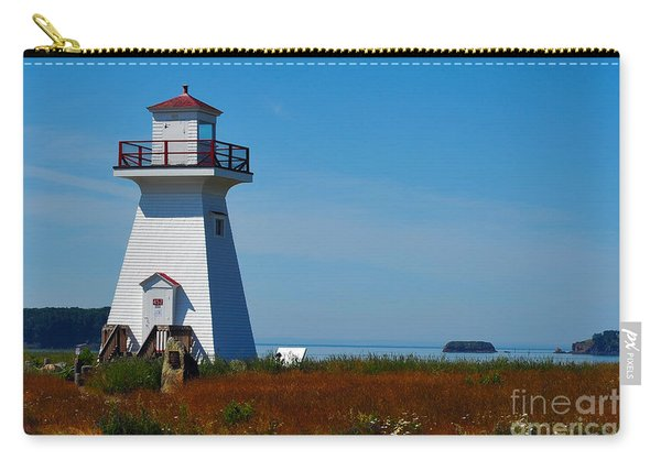 Five Islands Lighthouse Carry-all Pouch