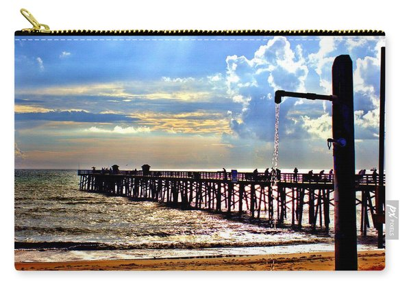 Flagler Pier Heaven Carry-all Pouch