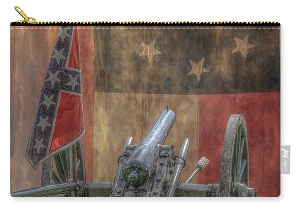 Flags Of The Confederacy Carry-all Pouch