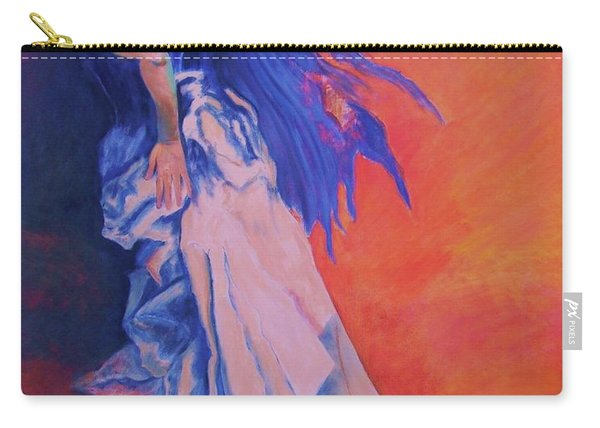 Flamenco-john Singer-sargent Carry-all Pouch
