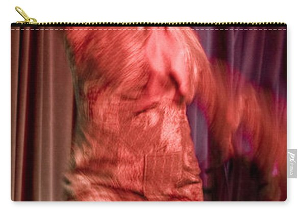 Carry-all Pouch featuring the photograph Flamenco Series 13 by Catherine Sobredo