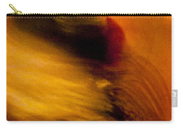 Carry-all Pouch featuring the photograph Flamenco Series 16 by Catherine Sobredo