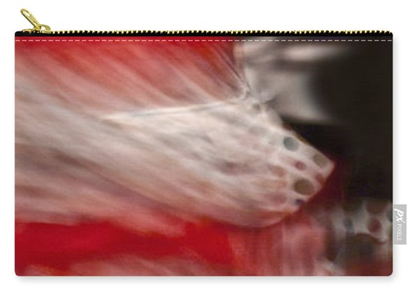 Carry-all Pouch featuring the photograph Flamenco Series 3 by Catherine Sobredo