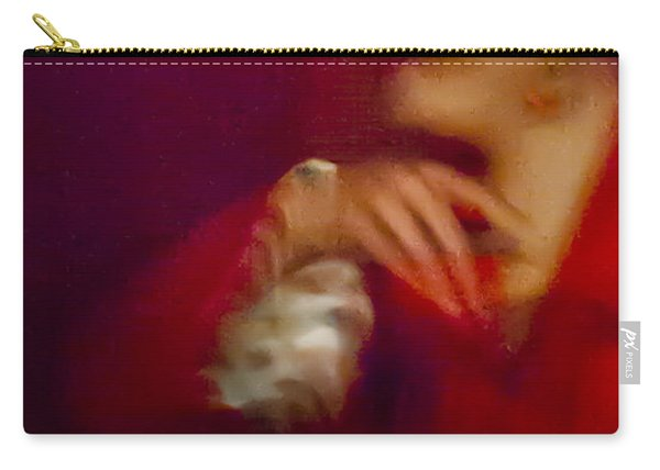 Carry-all Pouch featuring the photograph Flamenco Series 4 by Catherine Sobredo