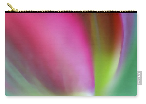 Flaming Tulip Carry-all Pouch