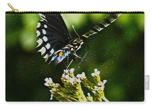 Flattering Flutter Carry-all Pouch