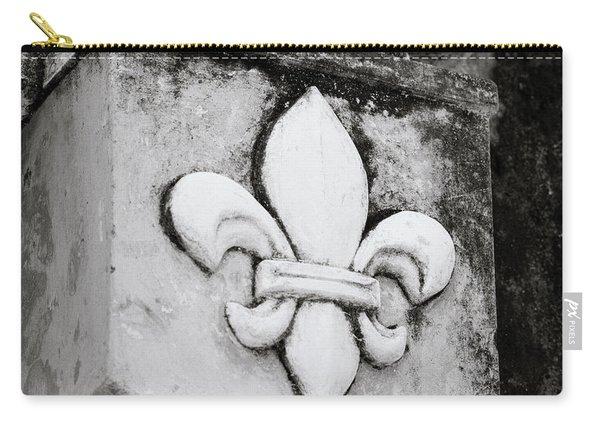 Fleur De Lys Carry-all Pouch