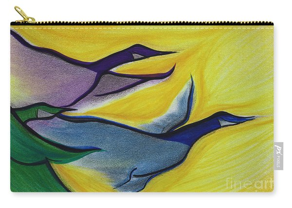 Flight By Jrr Carry-all Pouch