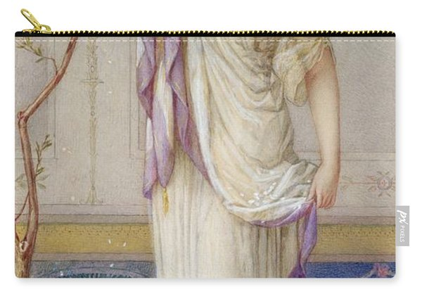 Flora, 1873 Carry-all Pouch