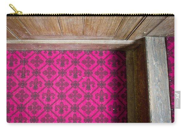 Floral Carpet Carry-all Pouch