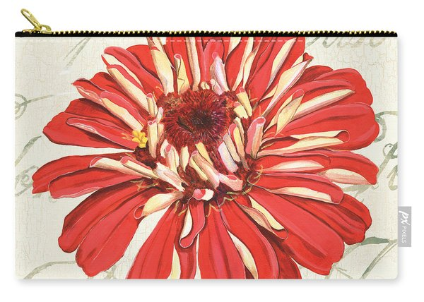 Floral Inspiration 1 Carry-all Pouch