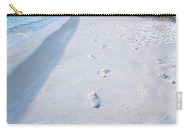 Florida Beach Scene Carry-all Pouch