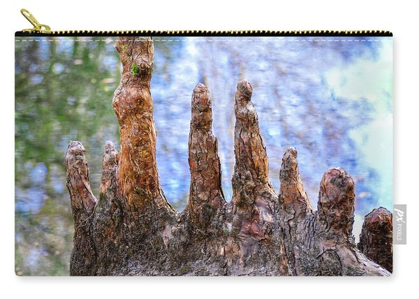 Florida Cypress Knee Carry-all Pouch